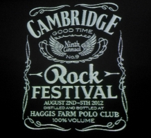 Programa 1×08 – Cambridge Rock Festival 2011